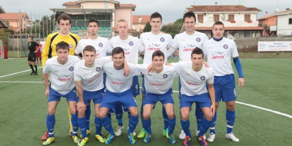 Juniori: Hajduk u Rimu deklasirao Romu
