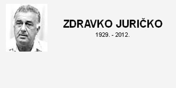 IN MEMORIAM: Zdravko Juričko
