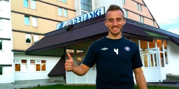 Avdija Vršajević se priključio Bijelima...