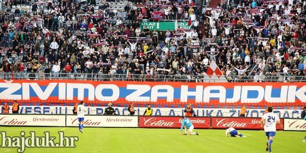Pokrenuta ''Zlatna zviždaljka'' Našeg Hajduka