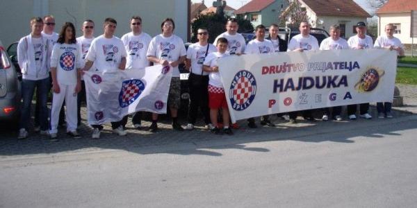 Požega - Hajduk 1:5
