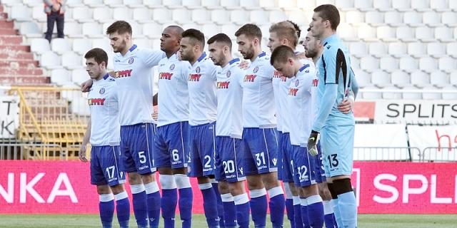 Hajduk igra u Gradskom vrtu protiv Osijeka od 15 sati