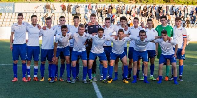 Kadeti u petak u 18.15 sati gostuju kod Splita, finale kupa s Dinamom igra se 19. svibnja u Sisku