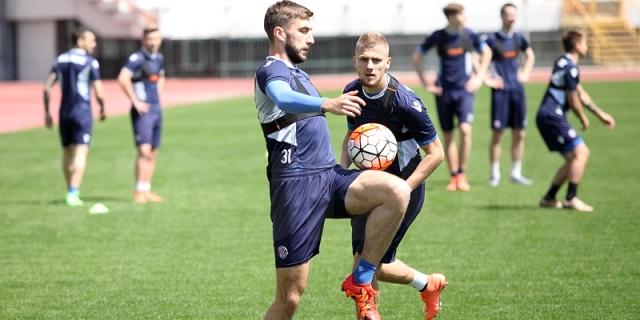 Pogledajte fotogaleriju s današnjeg treninga Hajduka