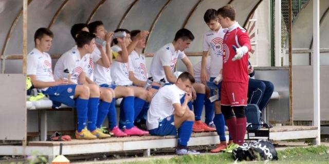 Mlađi pioniri (2003.) i juniori uvjerljivo pobijedili u Sinju