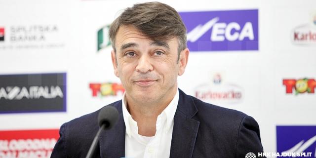 Predsjednik Uprave Kos i trener Burić razgovarali o pripremama za novu sezonu