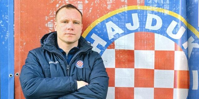 Srđan Andrić više nije voditelj Omladinske škole Hajduka