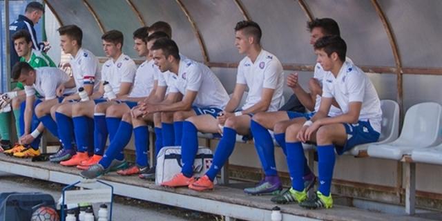 Pobjeda kadeta nad Adriaticom, juniori remizirali protiv seniora Omladinca