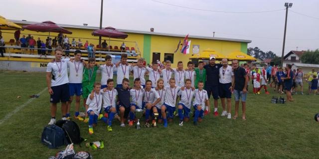 Hajdukovi pioniri (2003.) osvojili Ratar cup u Đakovu