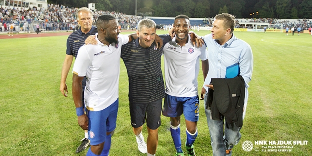 Tandem Said - Ohandza sudjelovao u 19 Hajdukovih golova