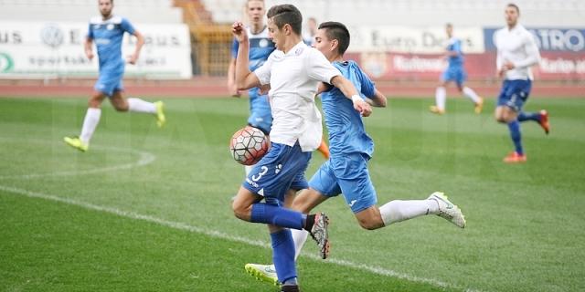 Mlađi pioniri i juniori visokim pobjedama protiv GOŠK - a završili polusezonu