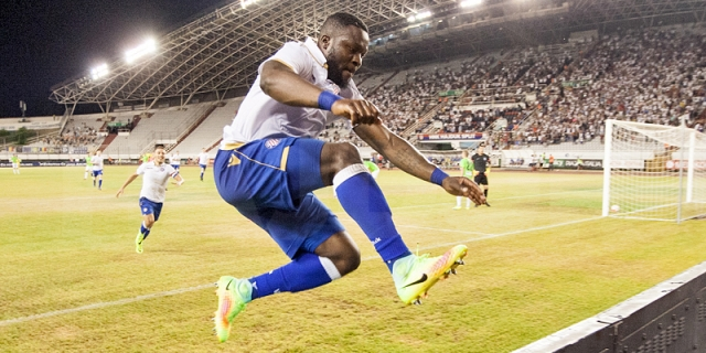 Franck Ohandza extended his contract with Hajduk!