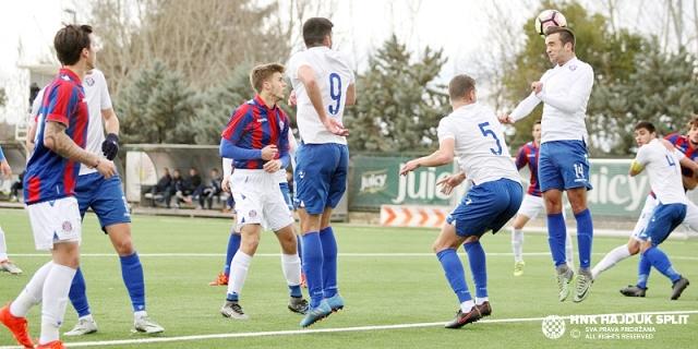 Juniorima visoka pobjeda protiv GOŠK-a