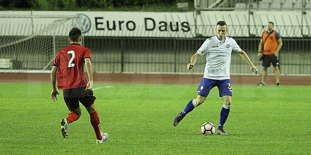 Hajduk international players against Iceland and Austria today