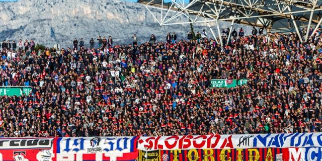 Gradski derbi na Poljudu: Hajduk nakon 45 dana ponovno pred publikom