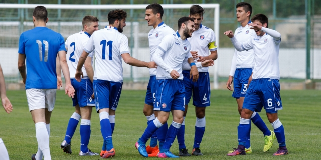 Hajduk II ostvario petu uzastopnu pobjedu