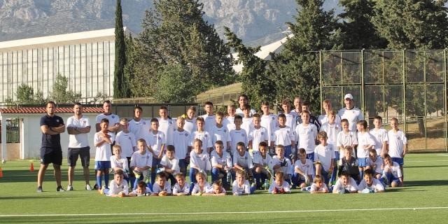 Na Poljudu počeo Kamp za vratare HNK Hajduk
