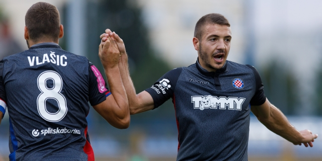 Radošević: Unatoč remiju, pokazali smo da se dižemo i igramo sve bolje