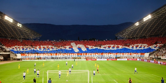 General ticket sale for Hajduk - Everton starts on Monday