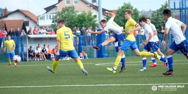 Juniori odigrali neriješeno u Zaprešiću i završili sezonu na drugom mjestu