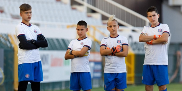 Na Poljudu mladi vratari iz svih dijelova Hrvatske