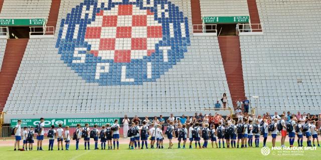 Na Poljudu zatvoren 'Nogometni kamp za vratare HNK Hajduk'