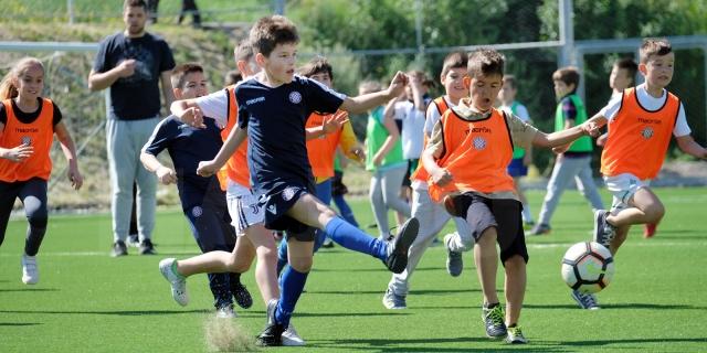 """Razvijte nogometne vještine i zabavite se u """"HNK Hajduk Summer Football School"""""""