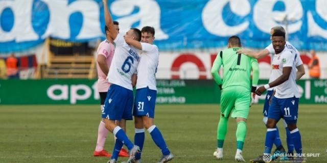 Hajduk u nedjelju igra protiv Lokomotive u Kranjčevićevoj