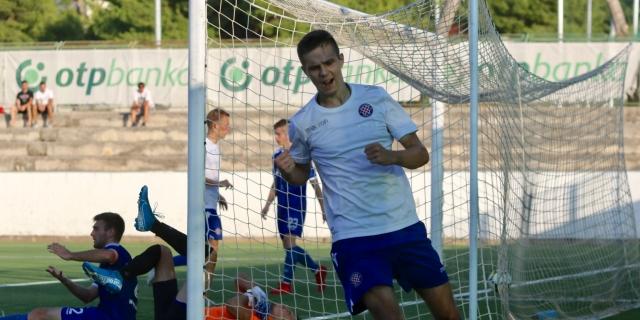 Juniori se pobjedom nad Šibenikom plasirali u finale Županijskog kupa
