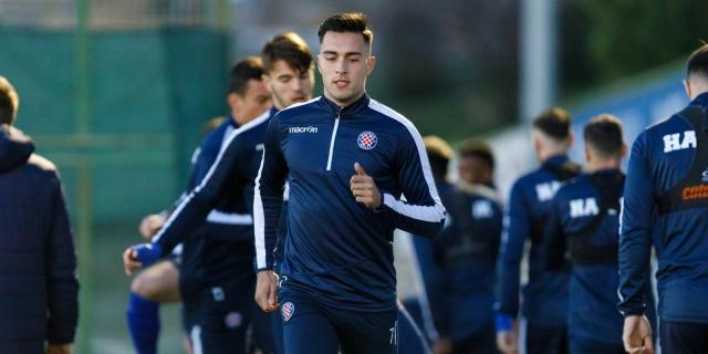 Hajdukovci na Poljudu odrađuju završne pripreme uoči nastavka prvenstva