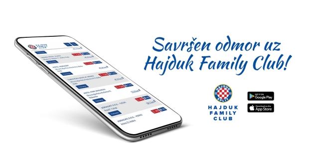 Savršen odmor uz Hajduk Family Club!