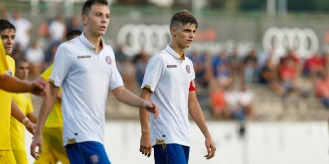 Deset Hajdukovih juniora priključeno drugoj momčadi