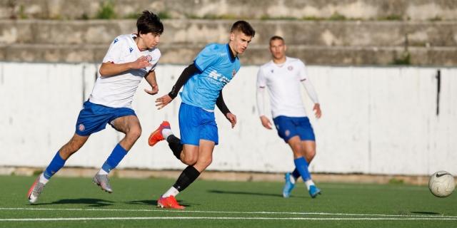 U-15 and U-17: Cibalia – Hajduk 0:3