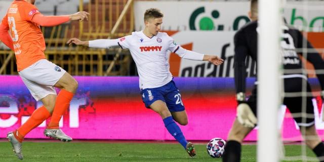 Hajduk danas od 17.05 sati igra protiv Šibenika na Šubićevcu!