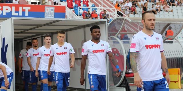Split: Hajduk - Šibenik 1-0
