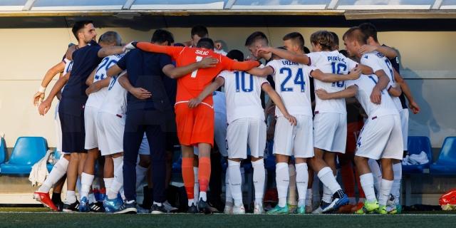 Uzvratna utakmica UEFA Lige prvaka mladih: Hajdukovi juniori danas od 17 sati igraju protiv Škendije na Poljudu