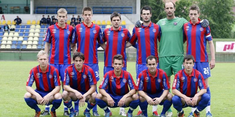 Slovenske Konjice: Karpati Lviv - Hajduk 1:2