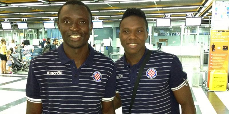 Thierry Makon Nloga se priključio Hajduku