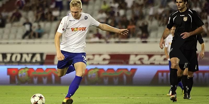 Đakovo: Đakovo Croatia - Hajduk 2:3