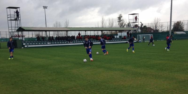 Antalya: Gyeongnam - Hajduk 3:2