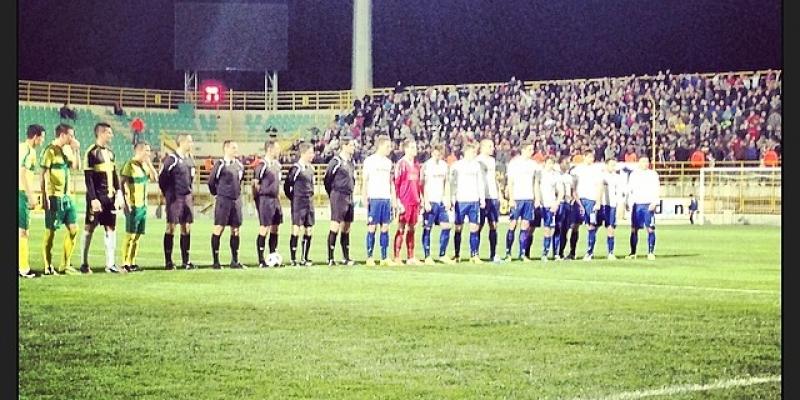 Aldo Drosina: Istra 1961 - Hajduk 1:1