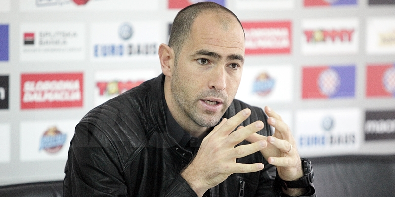 Konferencija za novinare trenera Tudora uoči dvoboja s RNK Split
