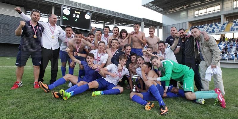 Juniori Hajduka osvojili Kup!