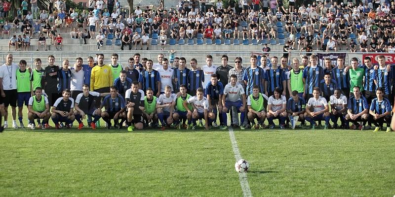 Vranjic: Omladinac - Hajduk 2:10