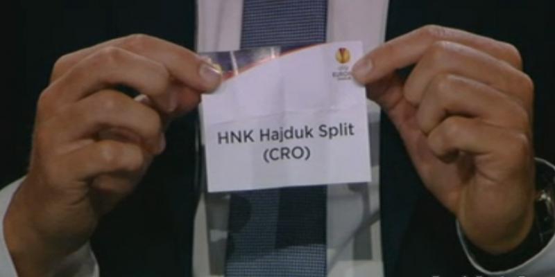 Hajduk u 2. pretkolu EL protiv pobjednika Jeunesse Esch - Dundalk