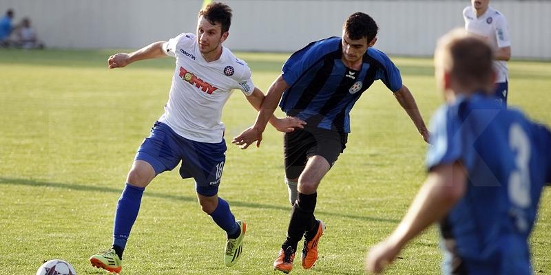 U subotu Hajduk protiv Domžala