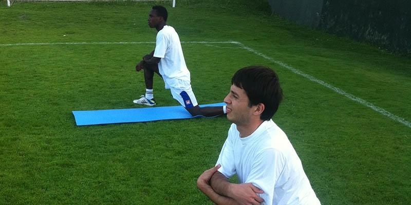 Tima i Kouassi odradili sinoć trening u Zagrebu