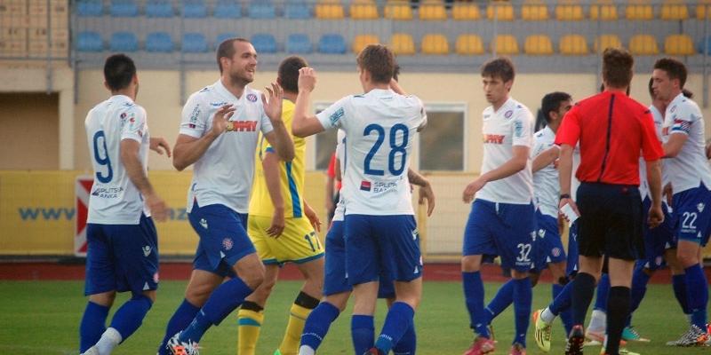 Domžale: Domžale - Hajduk 2:2