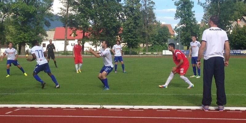 Rabotnički - Hajduk 2:0