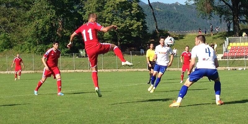 Lesce: Metalurg Zaporožje - Hajduk 0:0